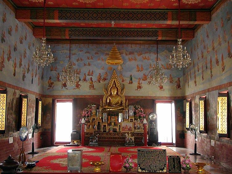 Pictures of Wat Suwan Dararam, Ayutthaya Historical City ...